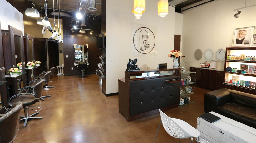 Downtown San Diego Hair Salon Flirt Urban Salon