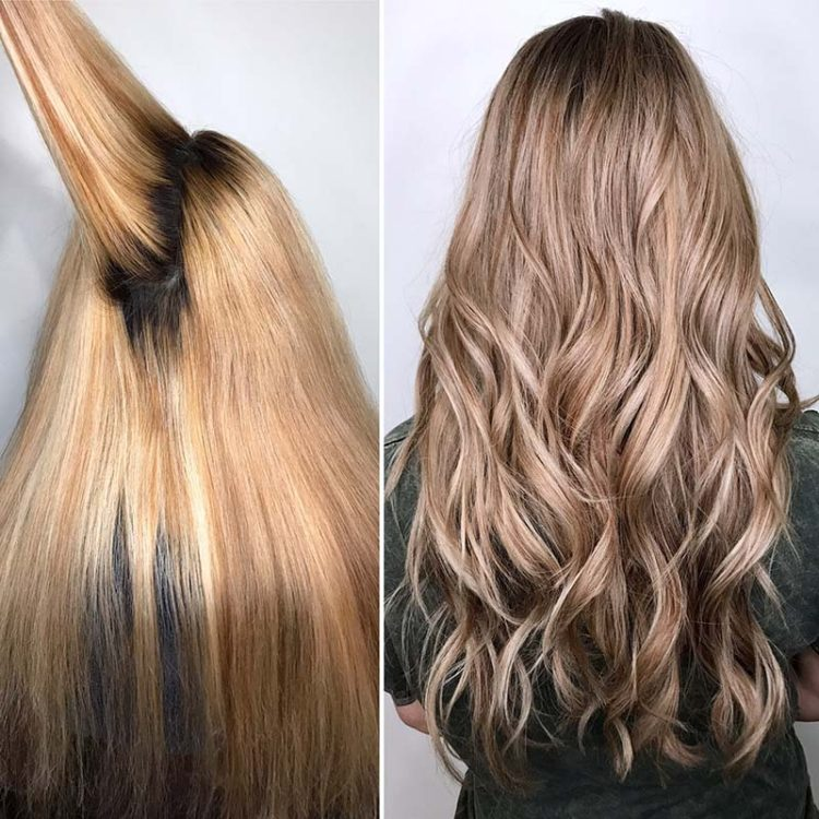 Best Hair Color Correction in San Diego , Flirt Urban Salon